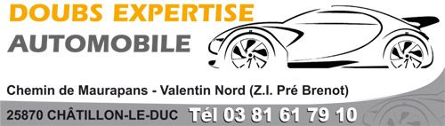 Doubs Expertise Automobile