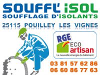 Souffl'isol - Soufflage d'isolants