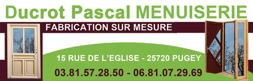 DUCROT Pascal Menuiserie