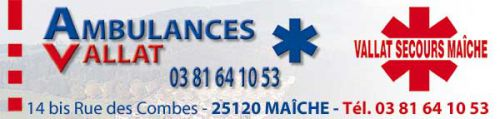 VALLAT Ambulances